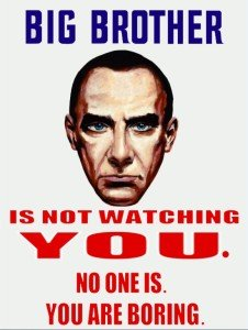 Big brother is not