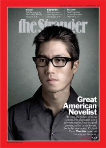 "Tao Lin offers a spoof self-portrait in ""The Stranger,"" a parody of ""Time's"" cover story about Jonathan. Franzen."
