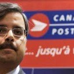 Deepak Chopra, CEO, Canada Post.