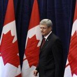 PM Stephen Harper.