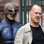 Birdman and Michael Keaton.