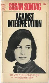 Sontag's first book of essays.