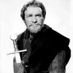 Patrick Barr as King Richard in Robin Hood.