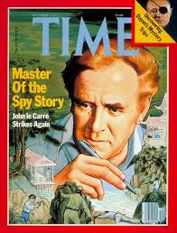 "Le Carre on the cover of ""Time."""