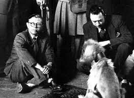 Camus and Sartre.
